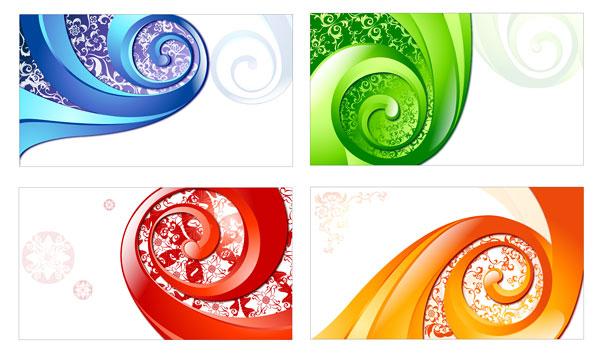 矢量图库, 旋转,花纹,潮流,水晶质感,形状,图形,简约, 矢量图大全图片
