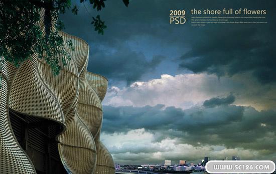地产图库平面广告psd素材-房地产设计素材-psd素材-素
