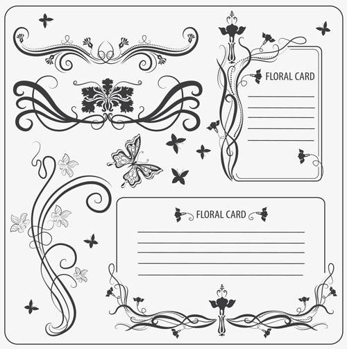 欧式,花纹,花边,线条,徽章,边角,边框,矢量图,设计素材,eps格式
