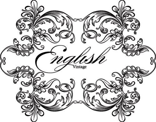 欧式,华丽,古典,花边,花纹,矢量图,设计素材,eps格式
