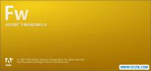 Adobe Fireworks CS3(Fireworks 9)Bate3 的破解方法