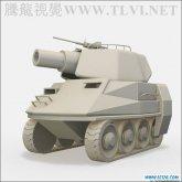 3ds max 2011多边形建模实战(5)创建坦克模型