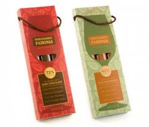 设计师Miller时尚巧克力包装设计欣赏(二)