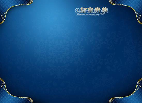 皇家贵族写真背景psd素材(7)