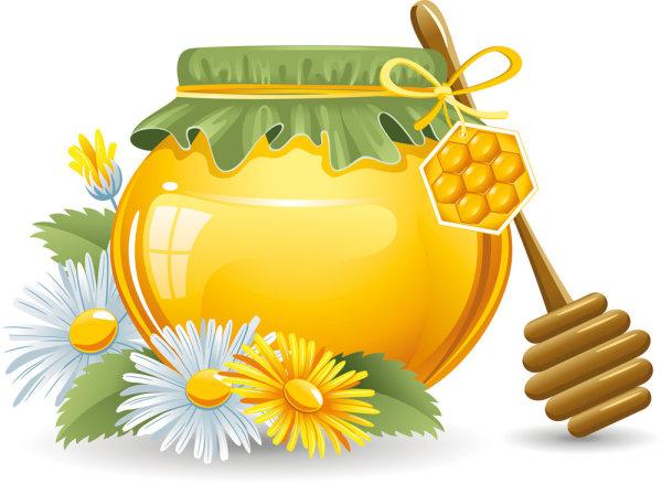卡通,可爱,蜂蜜,罐子,矢量图,设计素材,eps格式