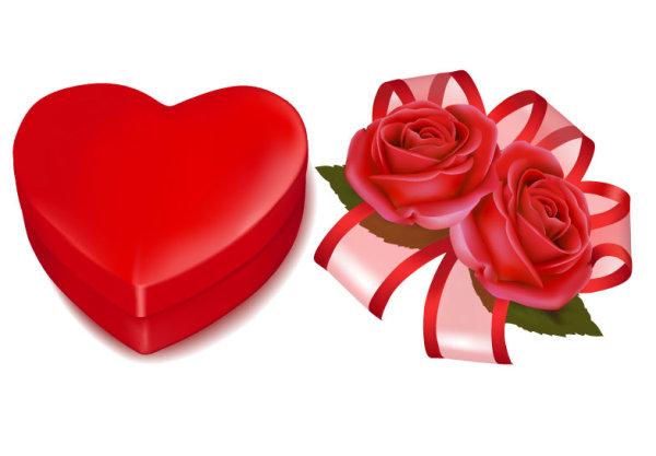 情人节背景矢量图-婚姻与爱情矢量-矢量素材-素彩网