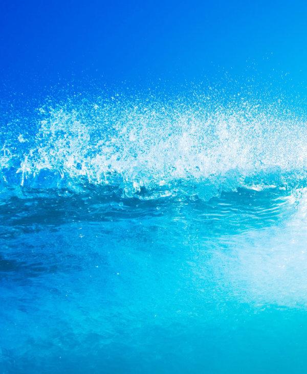 高清海浪图片高清图片4