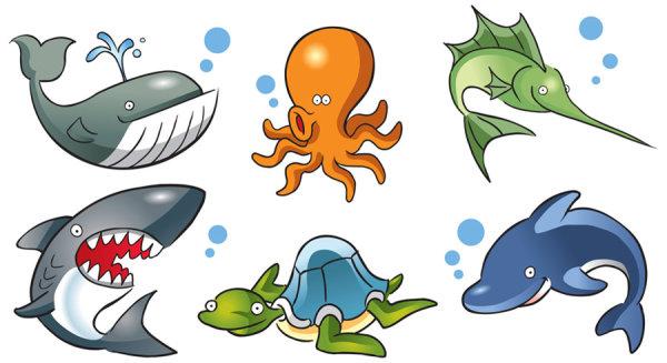 海龟的画法步骤图片