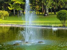 噴泉景觀高清圖片4