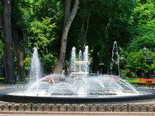 噴泉景觀高清圖片3
