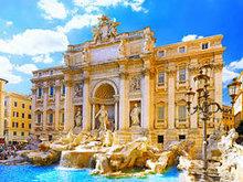 噴泉景觀高清圖片2