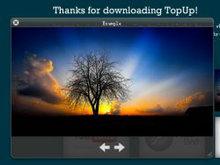 TopUp js圖片展示效果