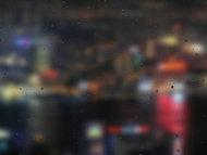 模擬雨滴打在玻璃上的 JS 庫!超酷!