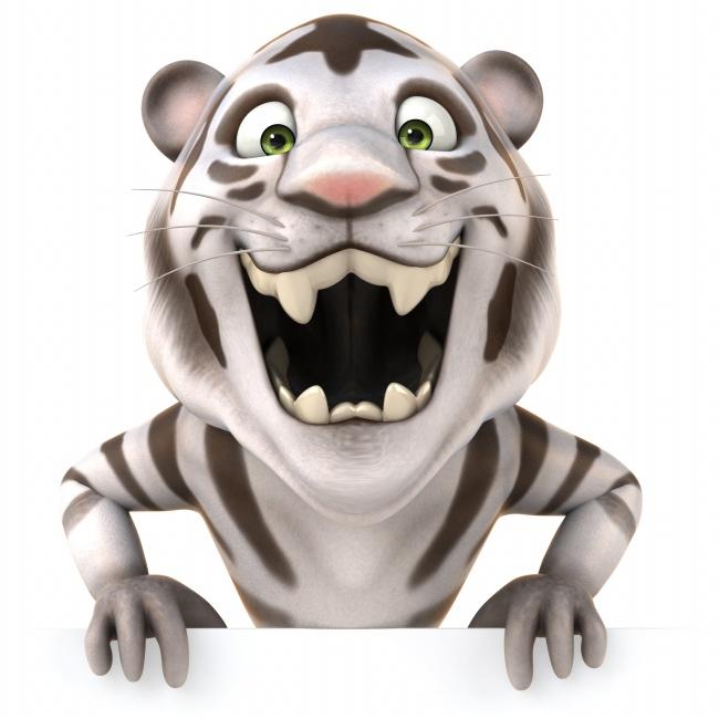 老虎图片,3d,卡通老虎,3d老虎,虎牙,3d,老虎,卡通,3d设计,3d立体,虎牙
