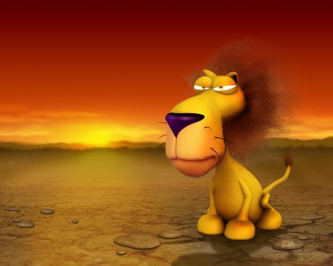 卡通图片,3d卡通,卡通狮子,狮子,可爱卡通,3d卡通,狮子,卡通狮子