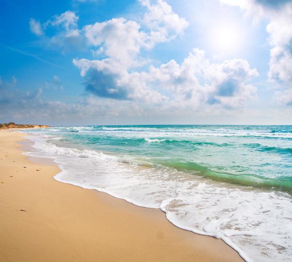 背景图片,海边沙滩,沙滩背景,唯美海边