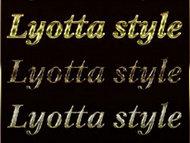 哥特復古金屬字體樣式
