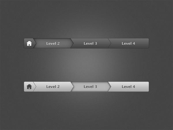 步骤导航ui源文件设计,导航条,步骤栏,主题图标,ui设计