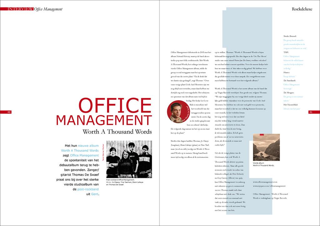 国外杂志版面排版设计