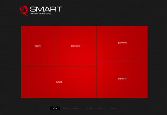 簡單最美:40例極簡網站設計欣賞