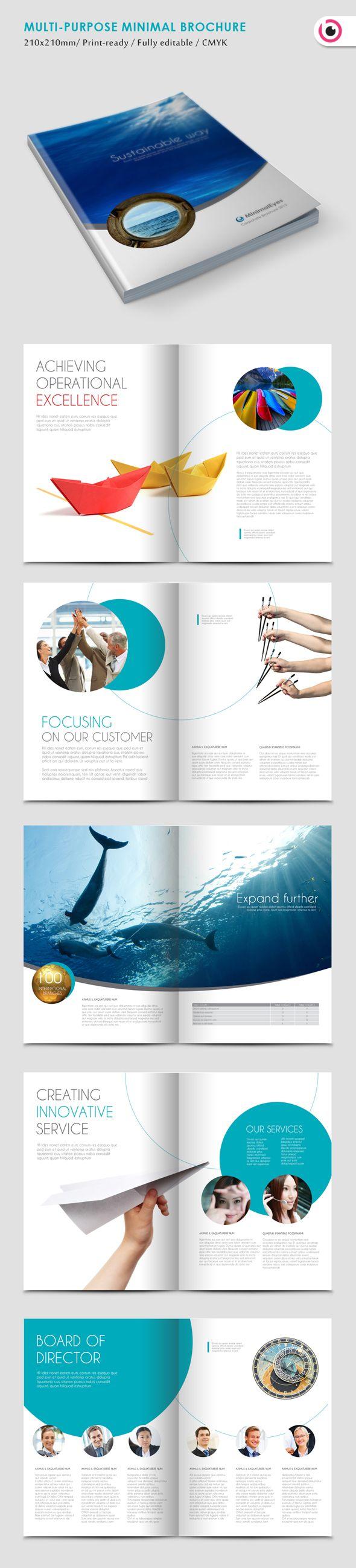 国外优秀画册版式设计-画册设计-设计欣赏-素彩网