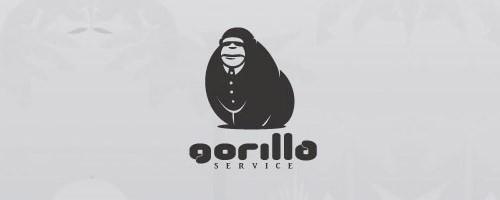 动物logo设计(5)-标志设计-设计欣赏-素彩网