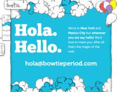 鮮艷的色彩:38個漂亮的網站設計