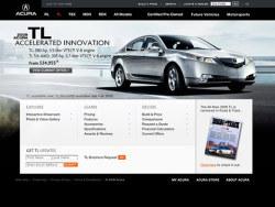 30个顶级汽车网站设计欣赏
