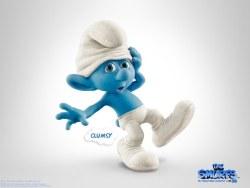 【蓝精灵Smurfs】高清海报