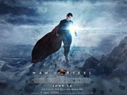 【超人·钢铁之躯】全套高清海报