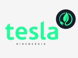 TESLA : 生物能源品牌形象