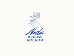 Nails Across America/指甲品牌设计