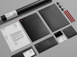 【JonRest】 分享/Luke Davies平面和网页设计作品欣赏