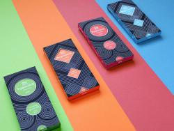 Hypnotik巧克力包装设计欣赏