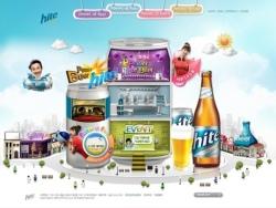 2010-2011年收集的国外网页设计作品
