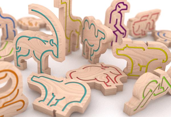 华沙动物园视觉形象识别设计(4)