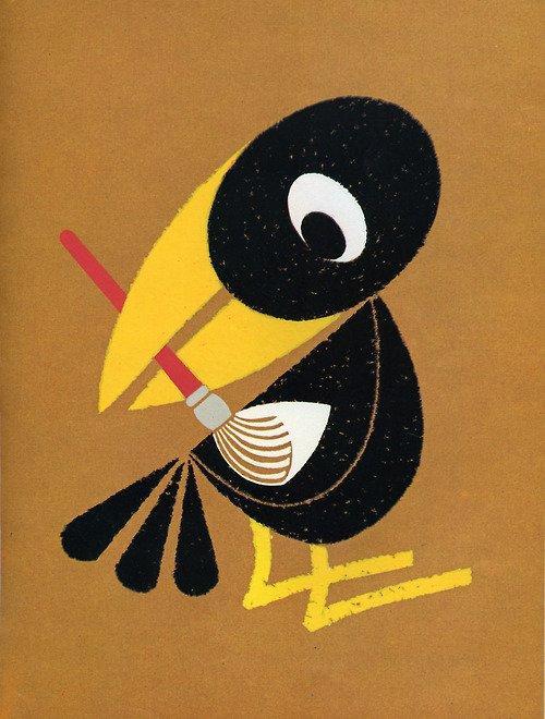 简洁的动物海报设计欣赏(2)图片