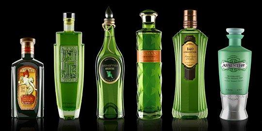创意瓶子包装设计集锦