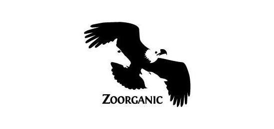 27款精致的创意黑白logo设计(2)