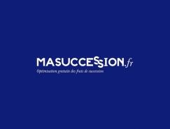 Masuccession.fr品牌视觉形象设计