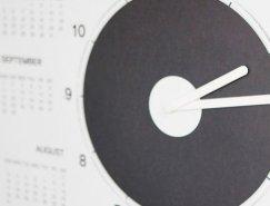 最具创意的国外2014年历和日历设计