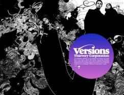 ashby CD唱片包装设计欣赏