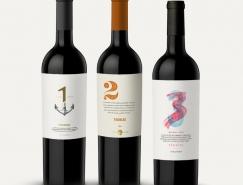 创意葡萄酒标签设计欣赏