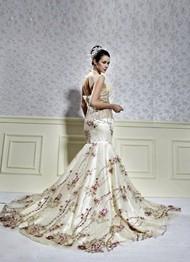 欧美婚纱摄影作品图片