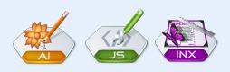 六邊形軟件桌面圖標