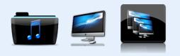 蘋果系統桌面圖標
