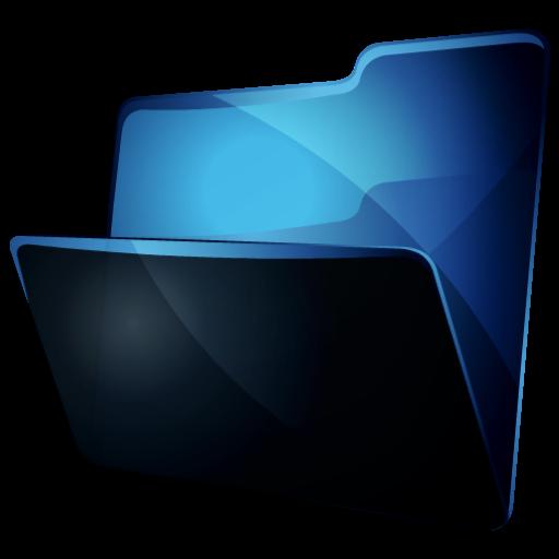 超大文件夹图标