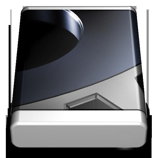 色彩硬盘电脑图标-数码-png素材-素彩图标大全
