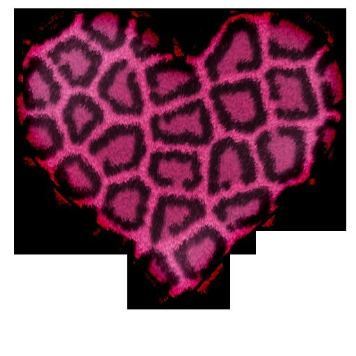 心形花纹系列图标-其他类型png-png素材-素彩图标大全