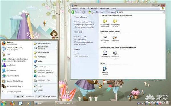 Windows 7 Basic for XP v1.5